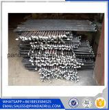 Шестиугольная монолитно конусность штанги Drilling сталей