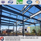 Sinoacmeは軽い鉄骨構造のマルチ階の建物を組立て式に作った
