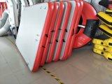Mat van de Gymnastiek van de Matten van de Truc van de lucht de Opblaasbare Opblaasbare voor Visserij