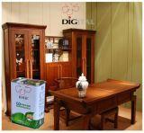 Commerce de gros de bois pour meubles en bois au fini de peinture