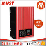 ISO9001 Grid Tie inverter for solarly power system