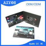 cadre de carte vidéo de l'écran LCD 1500mAh avec la batterie intrinsèque