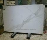 Natürliche SteinCalacatta weiße Marmorfliesen/Countertops/Platten/Bodenbelag