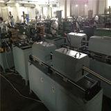 Mangueira da água do metal que faz a máquina