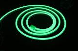 Flex Licht van de witte Flexibele Waterdichte Zachte Dubbele Zij LEIDENE Kabel van het Neon voor Slaapkamer