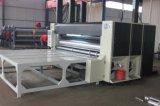 Impresora acanalada de alta velocidad de Flexo de la cartulina del cartón