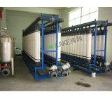 Fabrication de traitement des eaux de système Minral d'ultra-filtration