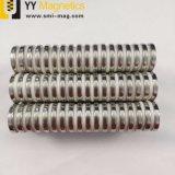 De Magneten van de Zeldzame aarde van de Cilinder van het Neodymium van de Magneet van de schijf