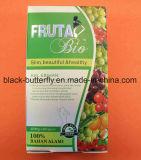 Reine Natur Fruta Bioflaschen-Gewicht-Verlust, der Pille-Kapsel abnimmt