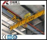 Guindaste móvel aéreo 10t da ponte do Eot na oficina