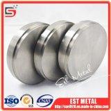 チタニウムディスク99.5% PVD Sputtingターゲット