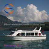 barco de pasajero del barco de placer del barco de la velocidad del 14.28m FRP