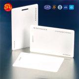 Weiße RFID Karten des niedriger Preis-Leerzeichen-mit Qualität