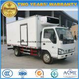 食糧6トンは輸送のトラックのIsuzuによって冷やされている貨物自動車のトラックをリフレッシュする