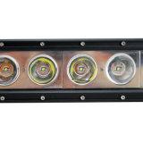 2017 Barre de lumière LED hybride 112W Les barres de lumière à LED
