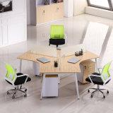 Мебель в коммерческих целях Раздела 3 человек в офисе (SZ-WST804)