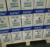 Câble de réseau de ftp CAT6 23AWG CPR de câble LAN