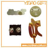 Insigne en métal d'approvisionnement d'usine avec la qualité (YB-LY-C-48)