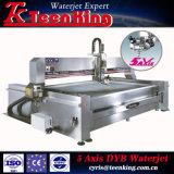 1500X1500mm de Scherpe Machine van de Steen met Water