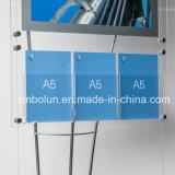 Fabricante China acrílico soporte de papel A5