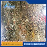 Stereo de acero inoxidable Placa de estampación de chapa de acero anti - Mosaico 542
