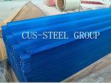 Perfil de la caja de fábrica de techos de acero Placa/Ibr Hoja de techos de color