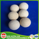 Bola de pulido de cerámica del alúmina medio de la pureza elevada
