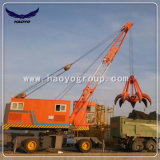 Electric Tyre Mounted Crane