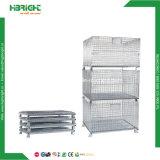 Faltbarer Maschendraht-Ladeplatten-Rahmen für Speicherung
