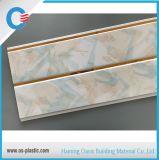 250 panneau moyen des Caraïbes de cannelure de plafond de PVC de *7mm *5.95m