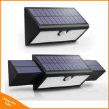 태양 에너지 비상등 Foldable 삼각형 71LED 태양 정원 램프