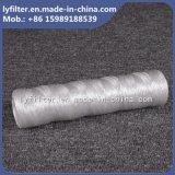 '' cartuccia di filtro dall'acqua della ferita del collegare della fibra di vetro 10 con 5 micron