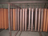 Puder-Beschichtung-Zeile für Puder-Farbanstrich mit Hochleistungs-