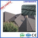 試供品の建築材料の石の上塗を施してあるNosenの金属の屋根瓦