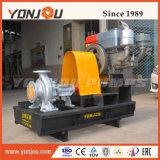 Pompa centrifuga dell'olio termico motorizzato diesel a temperatura elevata
