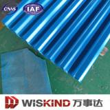 Certificado ISO a folha de metal corrugado coloridos
