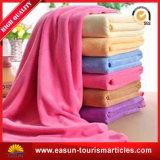 柔らかいポリエステル航空会社毛布を熱販売しなさい