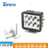 Mini LED luz del carro de E-MARK R10 EMC 3inch 18W