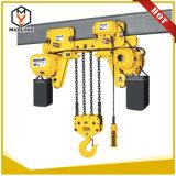 5 тонн электрический тали с цепью тип Низк-Headroom ультра (HHBB05-02SL)