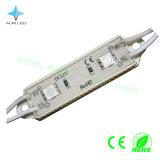 SMD5050 impermeabilizan el módulo para la muestra iluminada