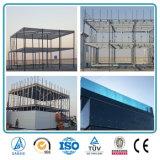 Структура Two-Story&#160 низкой стоимости высокого качества конструкции стальная; Prefab Дом