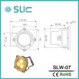 lumière sous-marine de piscine de 6*3W RVB DEL