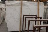 Lastre di marmo bianche greche di pietra pure di Volakas della migliore cava nuove