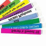 Heißer VerkäufeNFC Rifd PapierWristband mit Mikrochip für Klinik