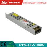alimentazione elettrica di commutazione del trasformatore AC/DC di 24V 6A 150W LED Htn
