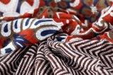 (plain4) 형식 색깔 15%Wool 85%Visco 남자 스카프