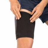 Pista elástico superior del soporte de muslo del neopreno para los deportes