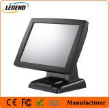 """LED de 15"""" em uma tela sensível ao toque com WiFi VFD POS MSR"""