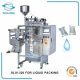 Китай поставщиком наполнения и упаковки жидких вертикальные упаковочные машины