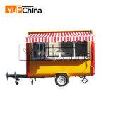 Mobile Carro de comida rápida con buena calidad